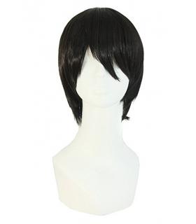 کلاه گیس مپ آف بیوتی کوتاه مردانه مدل فشن لخت MapofBeauty Fashion Men's Short Straight Wig