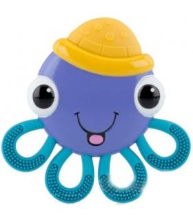 دندان گیر ویبره دار نابی طرح اختاپوس Nuby Vibe-eez Octopus Teether id546