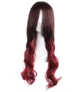 کلاه گیس مپ آف بیوتی زنانه مدل موج دار بلند MapofBeauty Wavy Multi-Color Wig