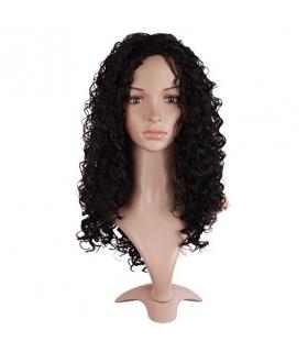 کلاه گیس مپ آف بیوتی زنانه بلند مدل فرفری MapofBeauty Women Higt Quality Afro Wig