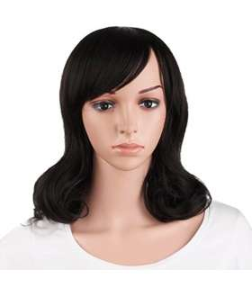 کلاه گیس مپ آف بیوتی زنانه مدل متوسط حالت دار MapofBeauty Medium Curly Wig