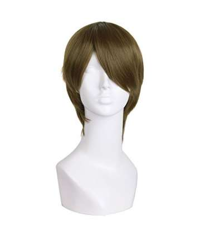 کلاه گیس مپ آف بیوتی مردانه مدل کوتاه فشن و لخت MapofBeauty Cool Men Natural Short Straight Wig