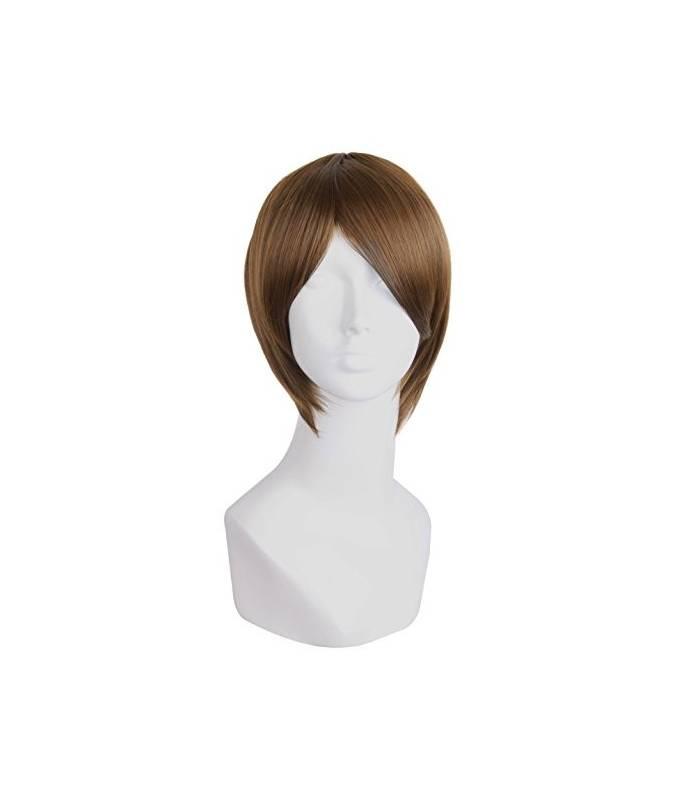 کلاه گیس مپ آف بیوتی مردانه مدل صاف و کوتاه MapofBeauty Men's Short Straight Wig