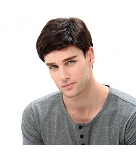 کلاه گیس اس تی فنتسی مردانه کوتاه STfantasy Mens Wig Short Synthetic Natural Looking Hair