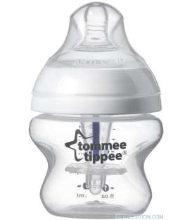 شیشه شیر تامی تیپی 150 میلی لیتر Tommee Tippee T422410 Baby Bottle 150ml