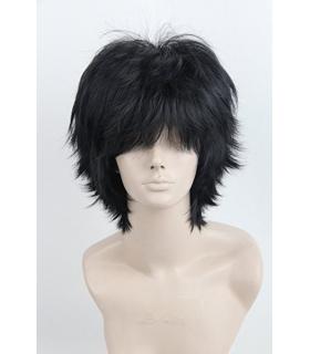 کلاه گیس تاپ کاسپلی مردانه و زنانه مدل کوتاه چتری دار Topcosplay Woman Men Wig Short with Bangs