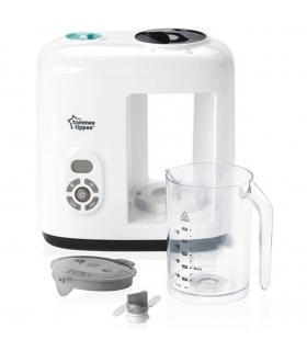 مخلوط کن و بخارپز غذای کودک Tommee Tippee T440055 Baby Food Steamer Blender