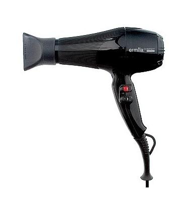 سشوار حرفه ای ارمیلا کامپکت تورمالین Ermila 43250040 Compact tourmalin Hair Dryer