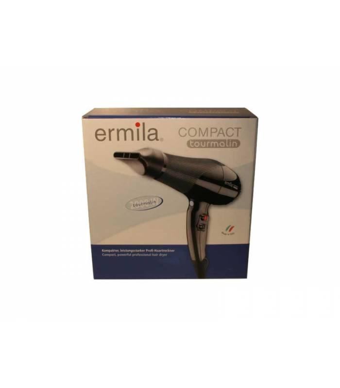 سشوار ارمیلا کامپکت تورمالین Ermila 43250040 Compact tourmalin Hair Dryer