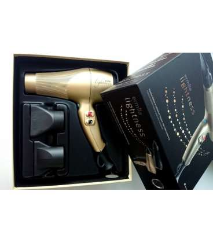 سشوار حرفه ای ارمیلا لایتنس ساتین Ermila 43260040 Lightness satin Hair Dryer