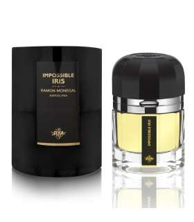 عطر مشترک زنانه مردانه رامون مونیگال ایمپاسیبل ایریس ادو پرفیوم ramon monegal impossible iris edp