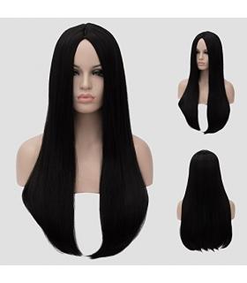کلاه گیس گو اکشن زنانه مدل بلند و لخت بدون چتری Gooaction Long Stright Women Wig