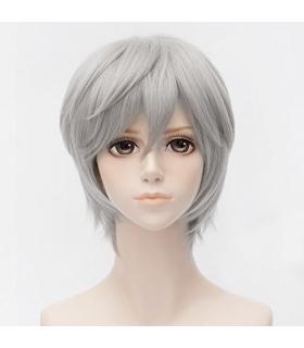 کلاه گیس گو اکشن زنانه مدل کوتاه صاف و چتری دار Gooaction Short Stright Hair with Oblique Bangs