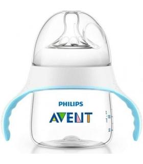 شیشه شیر فیلیپس اونت 125 میلی لیتر دسته دار Philips Avent A625/02 Baby Bottle 125ml