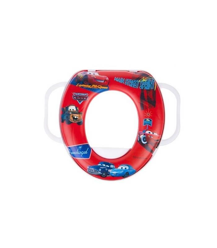 تبدیل توالت فرنگی دیزنی طرح ماشین ها 921 Disney Cars Soft Wc Baby Seat