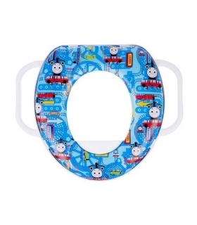 تبدیل توالت فرنگی دیزنی طرح قطار توماس 921 Disney Tomas Train Soft Wc Baby Seat