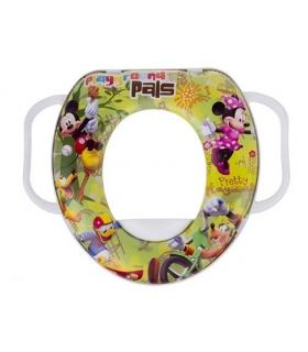 تبدیل توالت فرنگی دیزنی طرح میکی موس 921 Disney Mickey Mouse Soft Wc Baby Seat