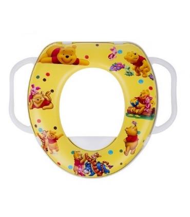 تبدیل توالت فرنگی دیزنی طرح پو 921 Disney Pooh Soft Wc Baby Seat