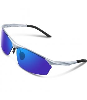 عینک آفتابی مردانه تورگه پلاریزه اسپرت Torege Men's Sports Style Polarized Sunglasses