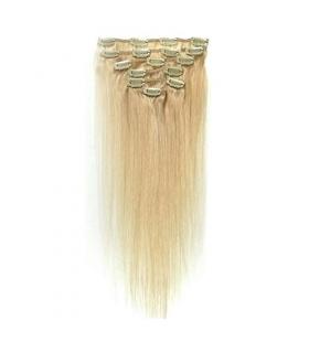 اکستنشن توگو موی طبیعی TOOGOO Hair Extensions Women Human Hair