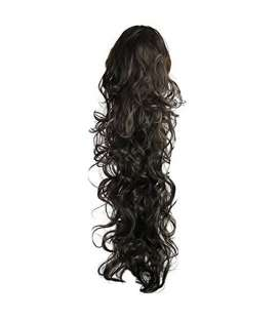 اکستنشن توگو مدل دم اسبی بلند و فرفری TOOGOO Fake Curly Hair Extensions Pony Tail
