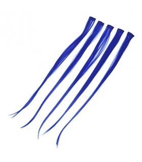 اکستنشن توگو مدل فانتزی بلند کلیپسی TOOGOO Colored Straight Clip-on Hair Extensions