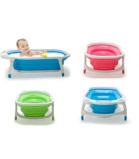 وان حمام تاشو کودک Folding Bathtub 1796 Baby Bath