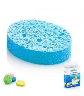 اسفنج حمام کودک ب ب فوکس سایز کوچک Bebefox 120038 Bath Sponge