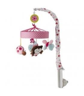 آویز تخت موزیکال سیرکو طرح پروانه و گنجشک Circo Musical Mobile1711.5 Bird & Butterfly