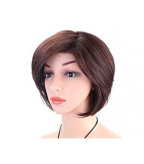 کلاه گیس کالیس زنانه مدل کوتاه و صاف Kalyss Short Bob Cut Imported Hair Wig
