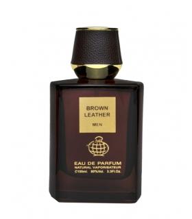 عطر مردانه فراگرنس ورد براون لدر ادوپرفیوم Fragrance World Brown Leather Eau De Parfum For men