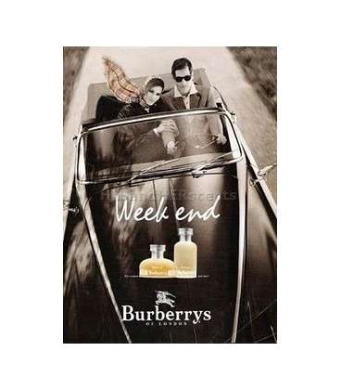 عطر مردانه باربری ویکند Burberry Weekend
