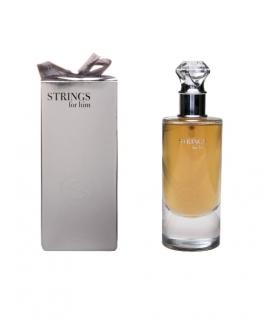 عطر مردانه فراگرنس ورد استرینگ ادوپرفیوم Fragrance World String Eau De Parfum