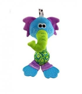 جغجغه هپی مانکی طرح فیل Happy Monkey 1738 Elephant Rattle
