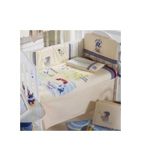 سرویس خواب 6 تکه کارترلیب طرح نخل و قطب نما Carterliebe DC15-302 Baby Bed Set 6 Pieces