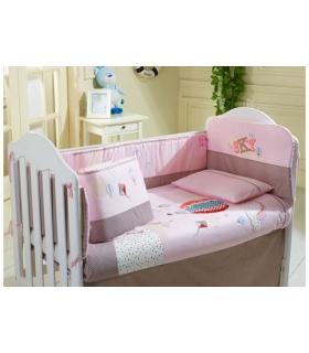 سرویس خواب 6 تکه کارترلیب طرح بالن Carterliebe B14-116 Baby Bed Set 6 Pieces