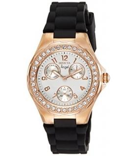 ساعت طلا زنانه اینویکتا 1645 انجل وایت Invicta Women's 1645 Angel White 18k Gold