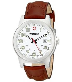 ساعت زنانه ونگر 010411139 بند چرمی Wenger Leather Strap Ladies Watch 010411139