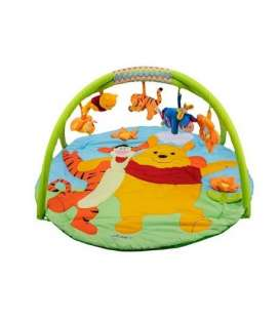 تشک بازی جولی بیبی طرح پو JollyBaby 329 Pooh Play Gym