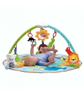 تشک بازی موزیکال فیشر پرایس طرح خرس Fisher-Price 754 Musical Bear Play Gym
