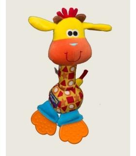 جغجغه پلی گرو طرح زرافه Playgro 830 Giraffe Rattle
