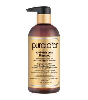 شامپو ضد ریزش مو مردان ارگانیک Pura D'or Anti-Hair Loss Premium Organic Argan Oil Shampoo