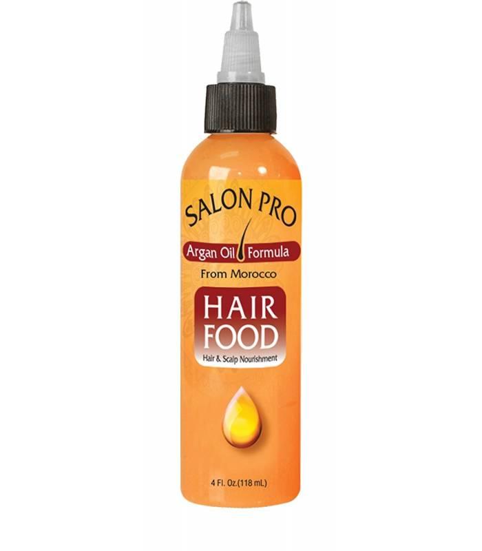 روغن آرگان خالص سالن پرو تقویت کننده مو Salon Pro Hair Food Pure Argan Oil
