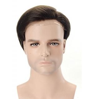 پروتز موی مردانه لرد هیر اس 7 ام با تراکم متوسط Lordhair Toupee for Men Medium Density S7M
