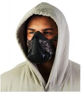 ماسک ورزش وایکینگ استرنگت ارتقا دهنده ی ظرفیت و کیفیت تنفس Vikingstrength Sport Workout Training Mask