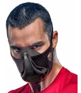 ماسک ورزش اسپارتوس ارتقا دهنده ی ظرفیت و کیفیت تنفس Sparthos Sport Workout Training Mask
