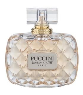 عطر و ادکلن زنانه پوچینی لاولی نایت گلد Puccini Lovely Night Gold Eau De Parfum For Women