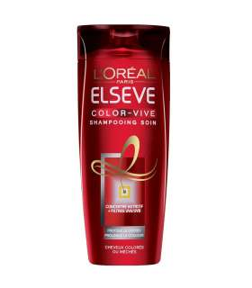 شامپو سر لورآل کالروایو السو COLOR VIVE Shampoo