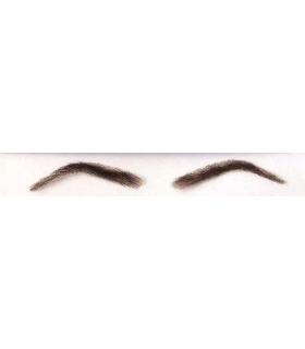 ابروی مصنوعی یونا سایز متوسط رنگ 1 Uona Artificial Eyebrows
