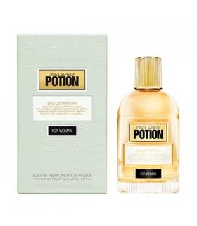 عطر زنانه دسکوارد پوشن DSQUARED potion for women
